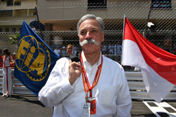 Chase Carey, Chief Executive Officer and Executive Chairman of the Formula One Group