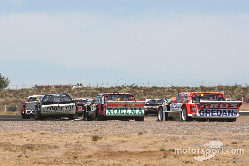 Esteban Gini, Alifraco Sport Chevrolet, Nicolas Bonelli, Bonelli Competicion Ford, Lionel Ugalde, Ugalde Competicion Ford
