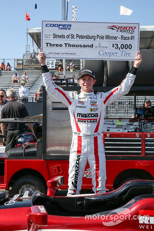Polesitter: Aaron Telitz, Belardi Auto Racing