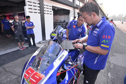 Motor Galang Hendra, Asia Production 250cc