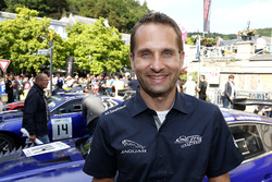 #114 Emil Frey Jaguar Racing Jaguar G3: Marco Seefried