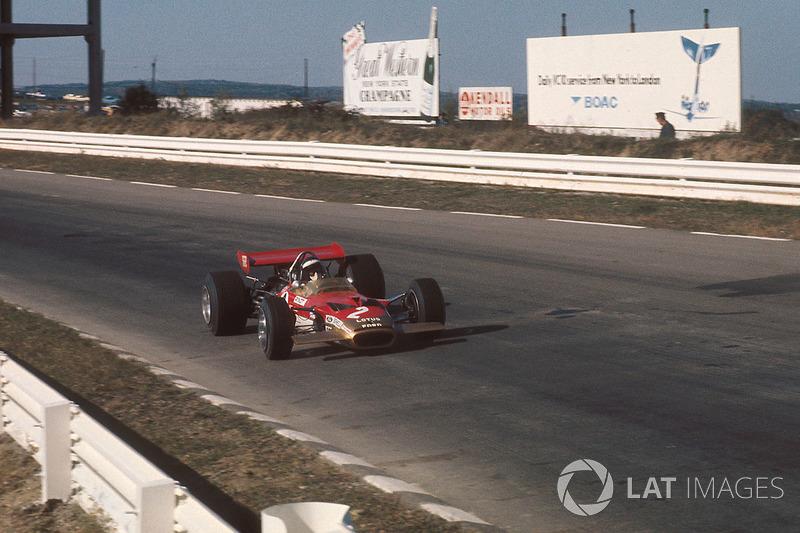 1969: Jochen Rindt (Lotus 49B Ford)