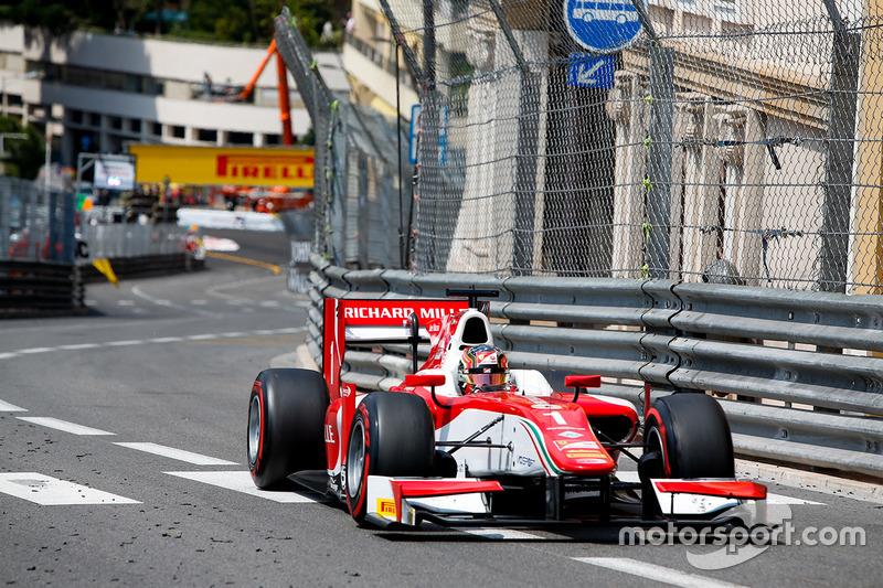 Une partie du circuit empruntée tous les jours dans l'enfance, comme Nico Rosberg ?