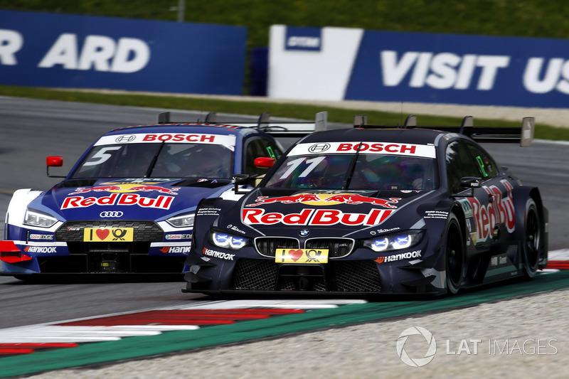 Марко Віттман, BMW Team RMG, BMW M4 DTM, Маттіас Екстрьом, Audi Sport Team Abt Sportsline, Audi A5 DTM