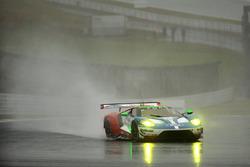 #66 Ford Chip Ganassi Team UK Ford GT: Stefan Mücke, Olivier Pla