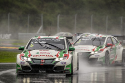 Norbert Michelisz, Honda Racing Team JAS, Honda Civic WTCC