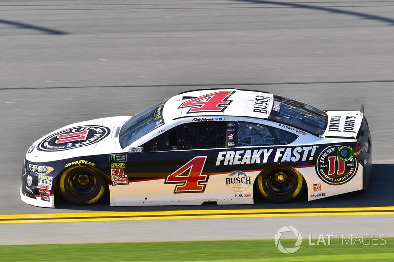 6. Кевін Харвік, No. 4 Stewart-Haas Racing Ford Fusion