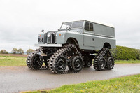 Land Rover Cuthbertson de 1958