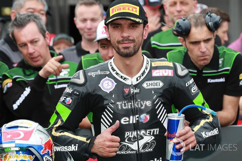 2. Kenan Sofuoglu, Kawasaki Puccetti Racing