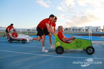 Audi Sport semana fitness