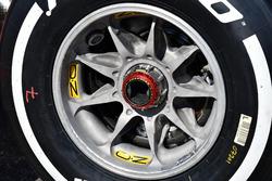 Ferrari SF71H, cerchione
