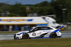 #10 eEuroparts.com Racing, Audi RS3 LMS TCR, TCR: Lee Carpentier, Kieron O'Rourke