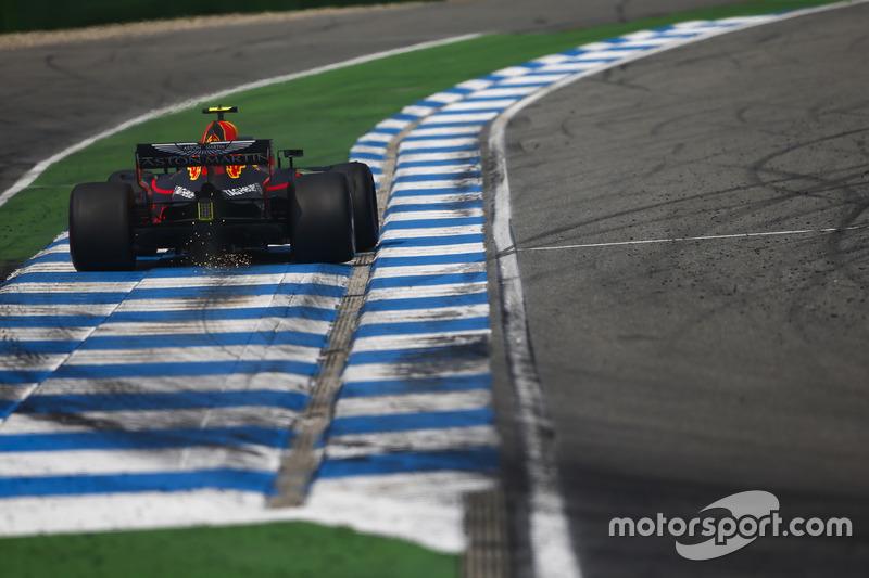 11. GP van Duitsland: P4