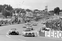 Dieter Glemser, Alex Soler-Roig, Ford Capri RS 2600