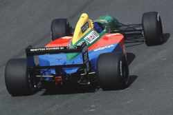 Роберто Морено, Benetton B190