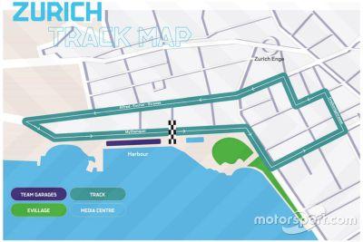 Presentatie Zurich ePrix layout