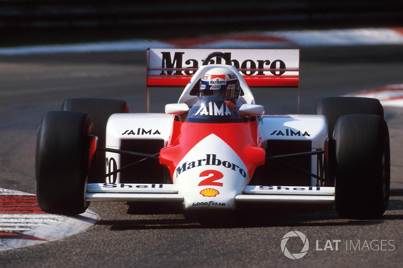 5º Alain Prost: 107 grandes premios