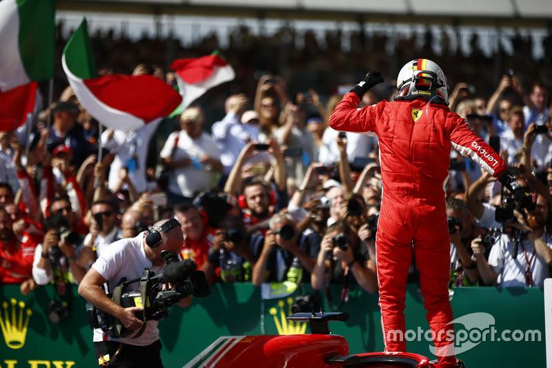 Brit Nagydíj - vasárnap - F1 2018
