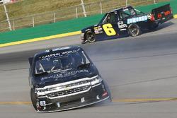 Tyler Matthews, Copp Motorsports, Chevrolet Silverado Accent Imaging