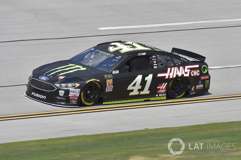 2. Kurt Busch, Stewart-Haas Racing, Ford Fusion Monster Energy / Haas Automation