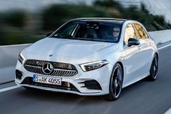 Nuova Mercedes Calsse A