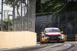 Ма Циньхуа, Sébastien Loeb Racing, Citroën C-Elysée WTCC