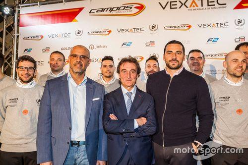 Презентация Campos Racing