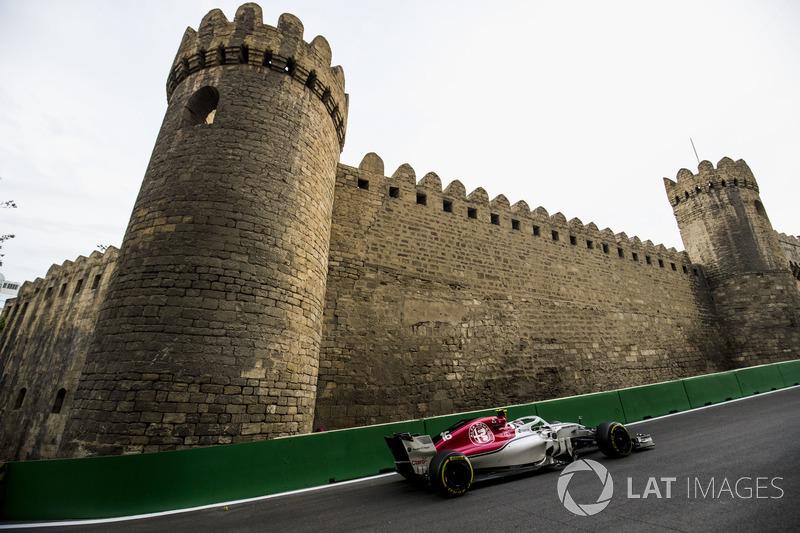 GP Azerbaijan: Charles Leclerc