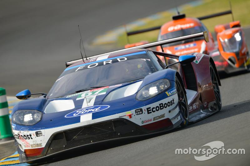 41. Энди Приоль, Харри Тинкнелл, Тони Канаан, Ford Chip Ganassi Team UK, Ford GT (№67)
