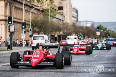 Adelaide Motorsport Festival promo event