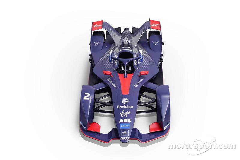 Formule E Gen2 de Virgin Racing