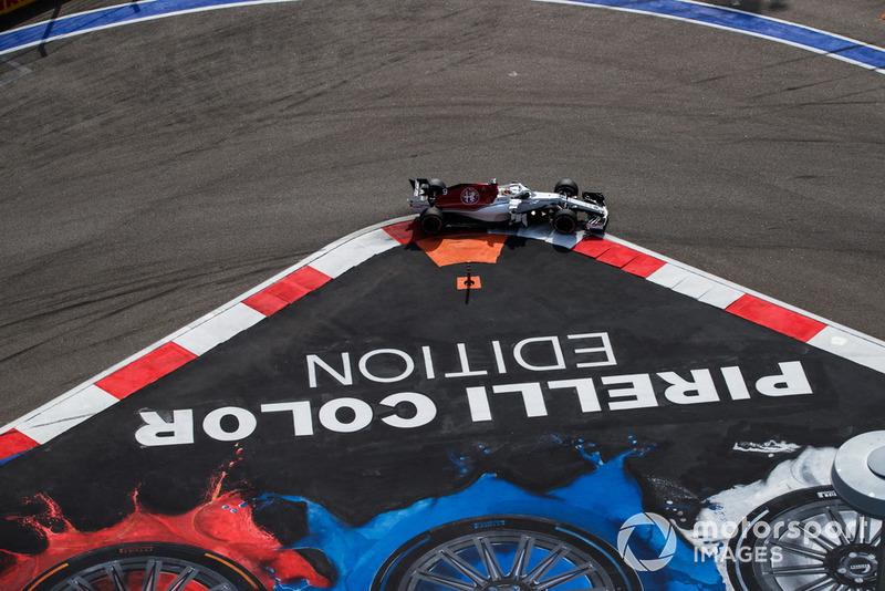 P13: Marcus Ericsson, Sauber C37