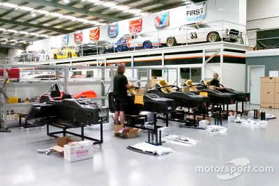 S5000 chassis preparation