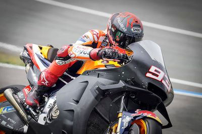 Jerez Mayıs testi