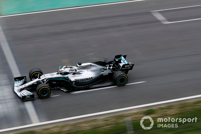 Валттері Боттас, Mercedes-AMG F1 W10 EQ Power+