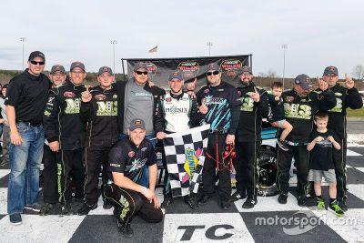NASCAR Whelen Modified Tour: Thompson