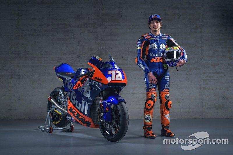 Marco Bezzecchi, Red Bull KTM Tech3