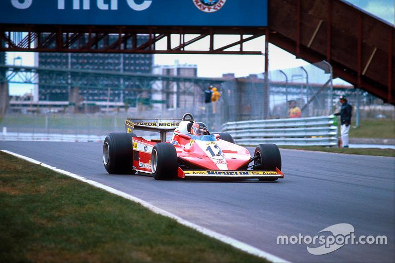 Жиль Вильнёв, Ferrari 312T3, Гран При Канады 1978 года