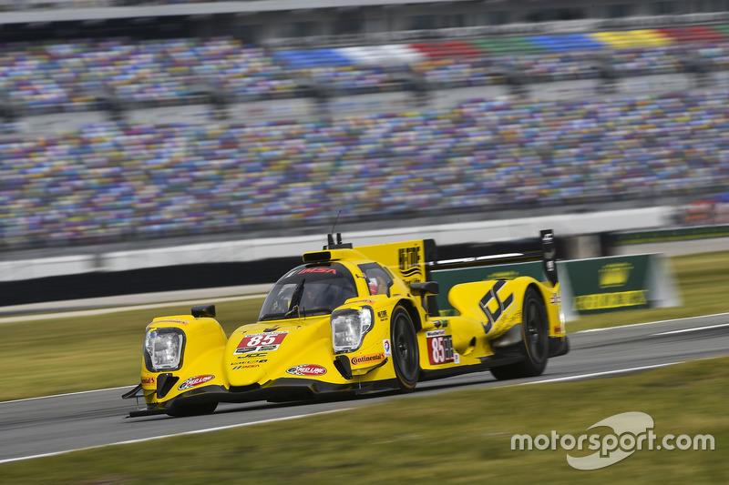 #85 JDC/Miller Motorsports, ORECA 07: Mikhail Goikhberg, Chris Miller, Stephen Simpson, Mathias Beche