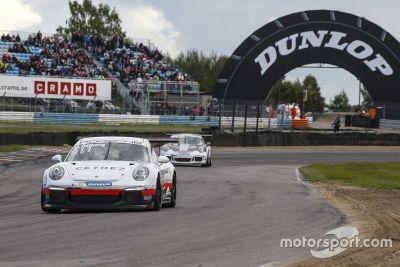 Porsche Carrera Cup Skandinavia: Mantorp Park