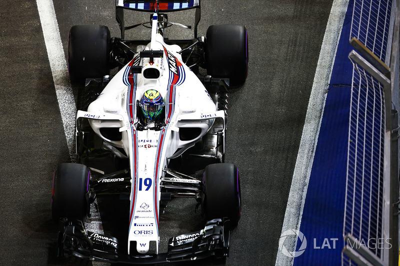 11e : Felipe Massa (Williams)