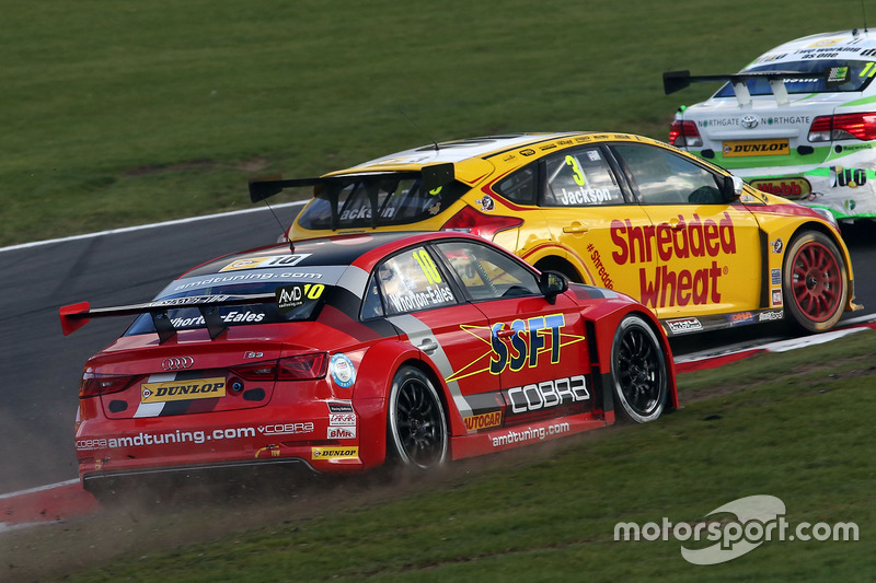 Ant Whorton-Eales, AmDtuning.com with Cobra Exhausts, Audi S3
