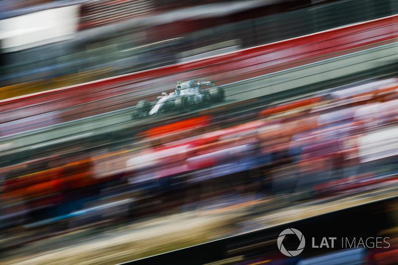 No fue el fin de semana de Williams en Spa