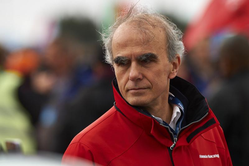 William de Braekeleer, directeur de Honda Motor Europe