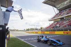 Arjun Maini, Jenzer Motorsport wins Race two