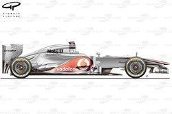 DUPLICATE: McLaren MP4-27 side view