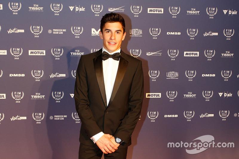 MotoGP-Weltmeister 2016: Marc Marquez