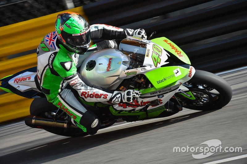 Martin Jessopp, BMW
