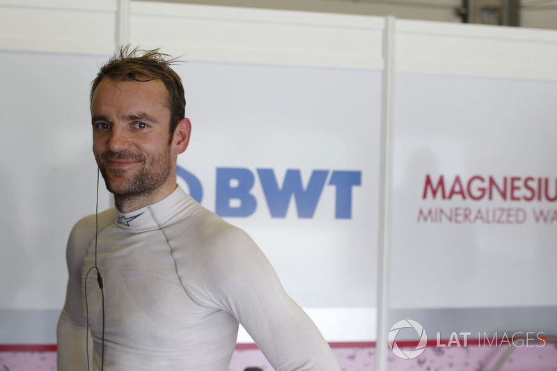 #24 BWT Mücke Motorsport, Audi R8 LMS: Jamie Green