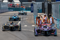 Alex Lynn, DS Virgin Racing in trouble